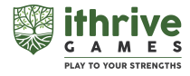 iThrive Logo & Tagline Large