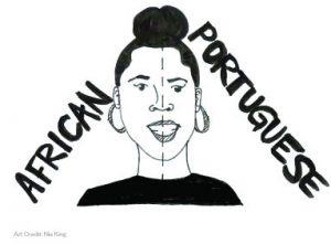 CBBG AfricanPortugese Cartoon