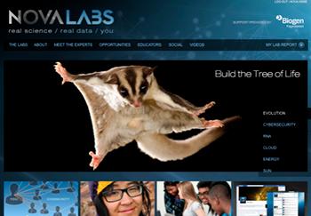 Nova's Evolution Lab